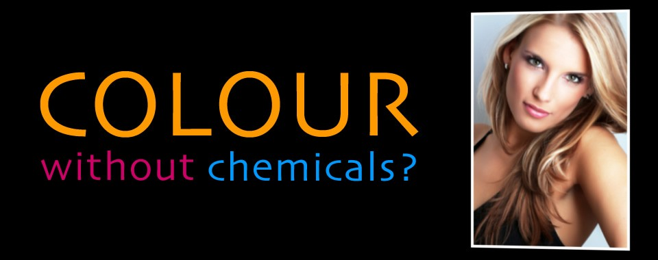 Colour without chemicals