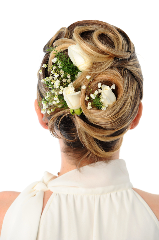 Bridal Hair Extensions Wedding Images Beds Herts